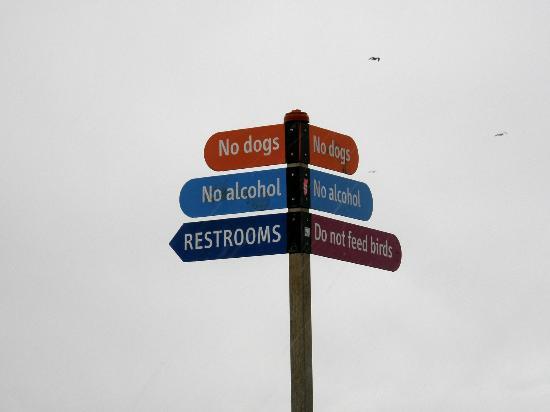 Santa Cruz Main Beach: Rules and Directions...