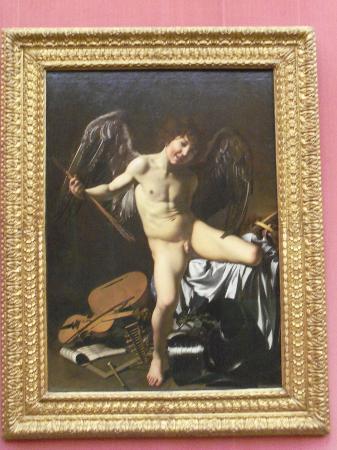 Gemäldegalerie: Caravaggio