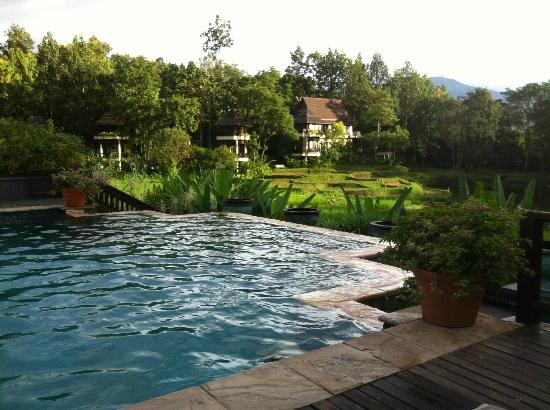 Four Seasons Resort Chiang Mai: 泳池