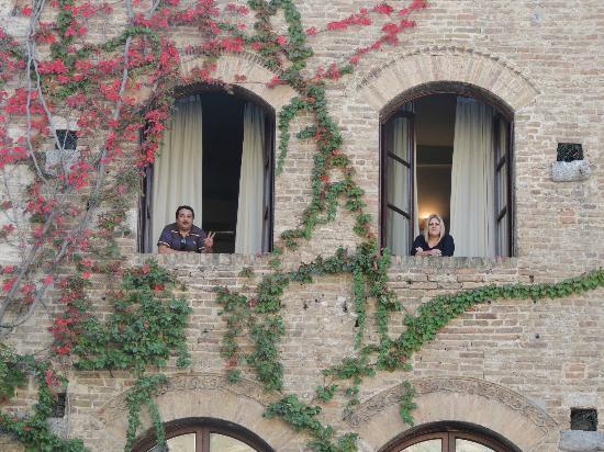 La Cisterna Hotel: Melhor cidade da Toscana