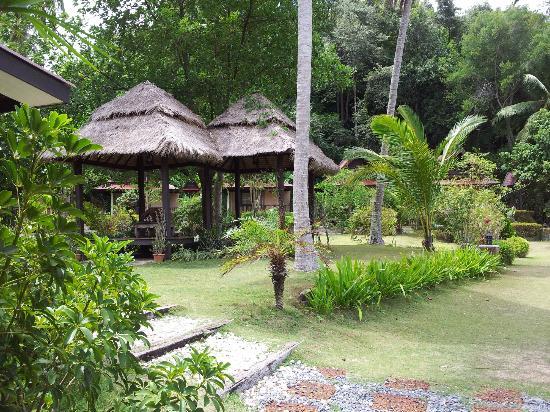 Blue Ocean Garden Beach Resort: Zona de relax
