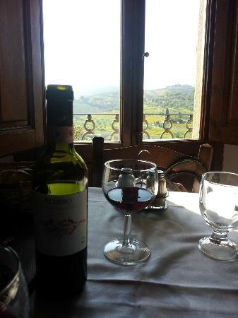 Taverna Del Guerrino : Romantic