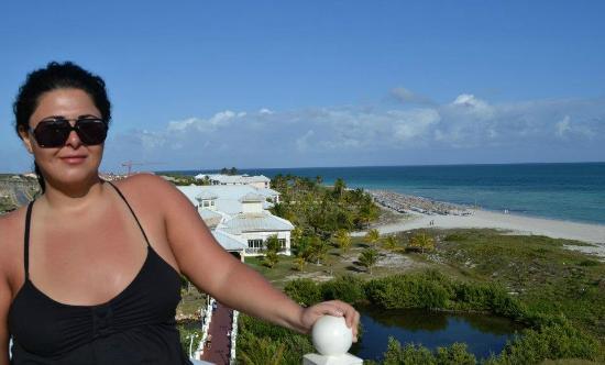 Blau Marina Varadero Resort: view from top of light house