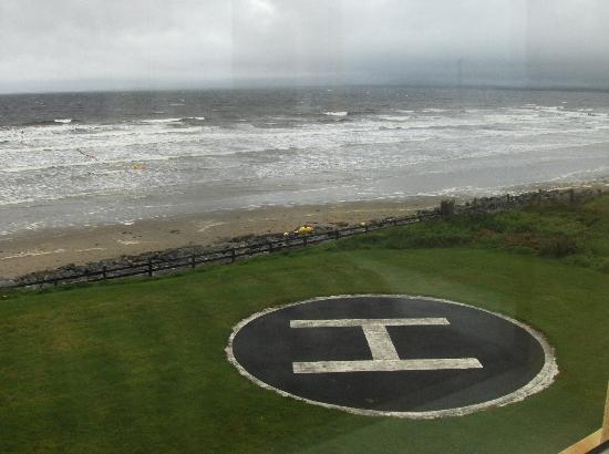 Sandhouse Hotel: Rossnowlagh Beach,a view from the Hotel