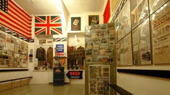 The Third Man Museum: Postwar Vienna