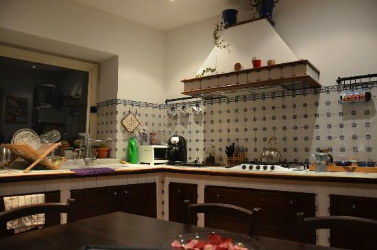 B&B Museum: Kitchen