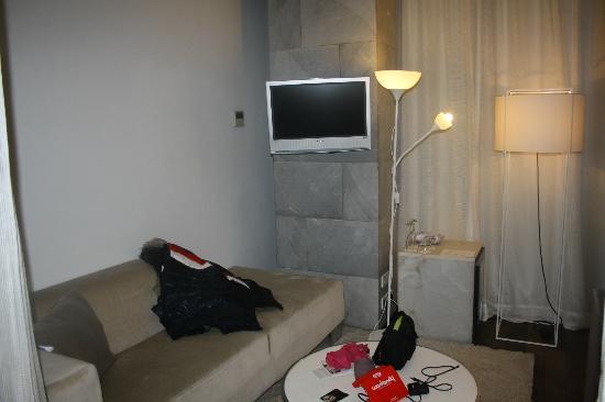 Hospes Palacio de los Patos: habitacion