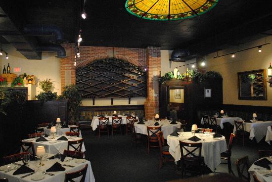 Mark's Prime Steakhouse: Main Dining Room