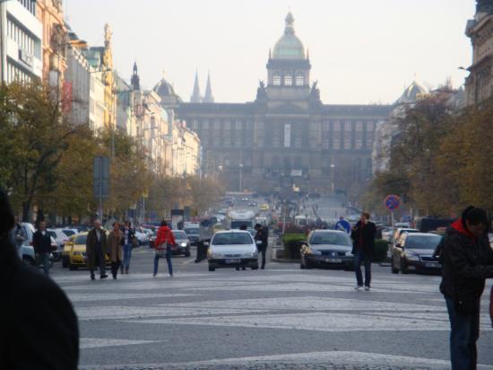 Art of Your Travel - Tours: Wenceslas Square