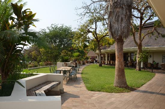 Ilala Lodge: Nice premises