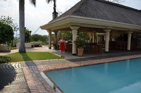 Ilala Lodge : Pool area