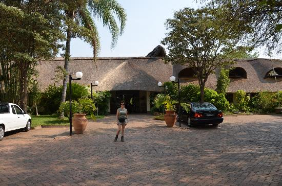 Ilala Lodge : Nice lodge entrance