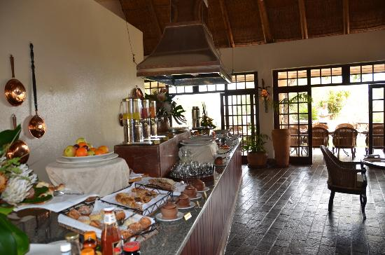 Ilala Lodge: Nice breakfast buffet