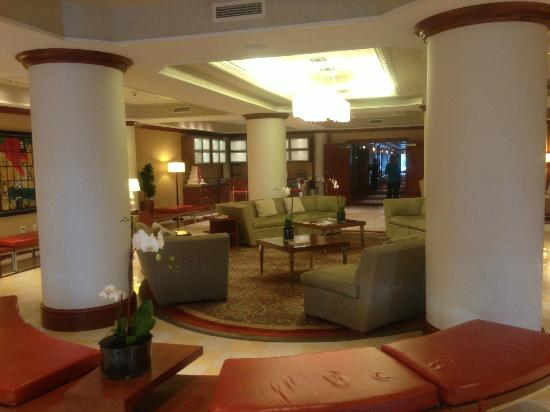 Westminster Hotel: Lobby