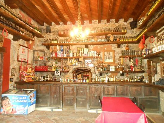 El Museo Bocamina San Ramón : Bar OCT2012