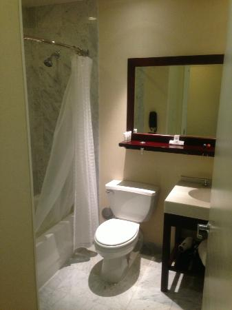 Westminster Hotel: Bathroom