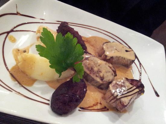 Brasserie Co: Canard succulent !