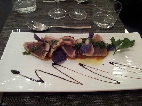 Brasserie Co: Le thon c'est bon !!!