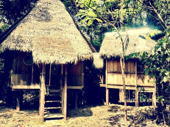 Amaru Spirit : Pentagonal Hut
