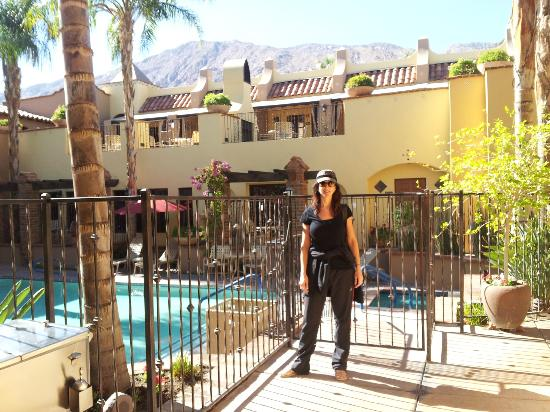 Andreas Hotel & Spa: LOVE the Andreas!