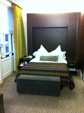 โรงแรมเดอะพาร์คแกรนด์ลอนดอนแพดดิงตั้น: junior suite