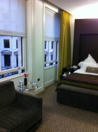 Park Grand London Paddington: junior suite