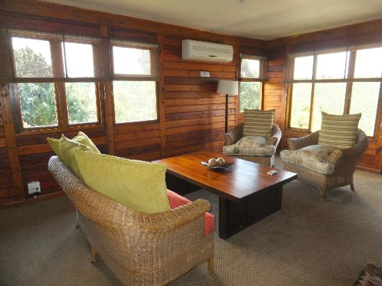 Kariega Game Reserve: lounge