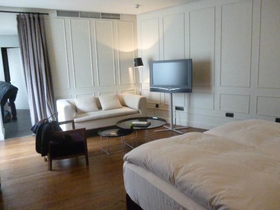 Hotel Palacio de Villapanes: Large suite