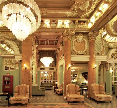 Wolcott Hotel  LOBBY. QUEEN ROOM   Picture of Wolcott Hotel  New York City   TripAdvisor
