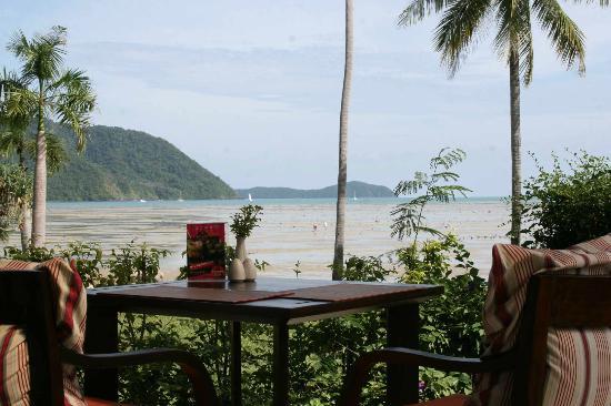 The Vijitt Resort Phuket: View from The Beach Bar
