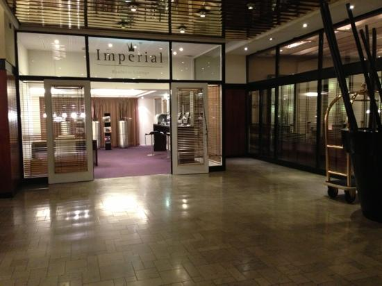 Imperial Hotel: Business Center