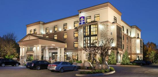 The Best Western Plus Perth Parkside Inn & Spa: Best Western Plus Perth