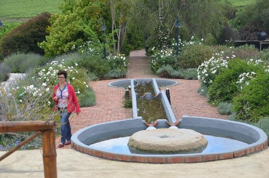 Fraai Uitzicht 1798: Beautiful access area