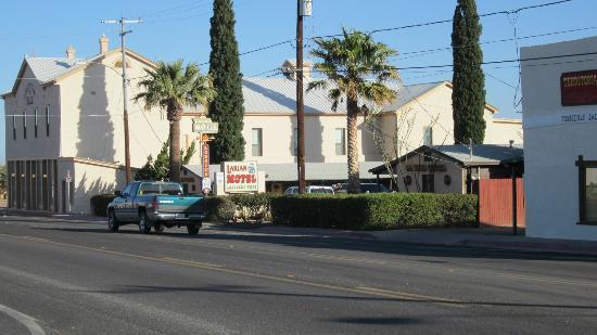 拉力安汽车旅馆照片