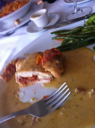 L'Olivo: pollo relleno