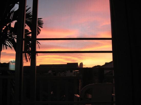 Jinny Phuket : 窓からの景色