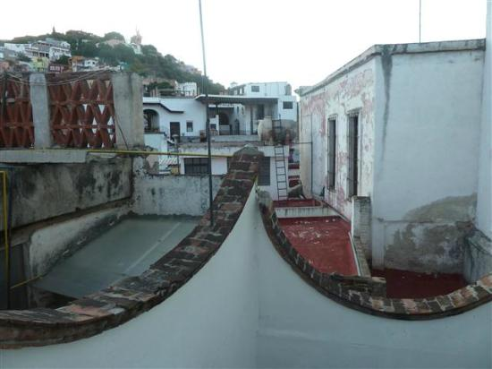Hostal Cantarranas: Photo from the roof top