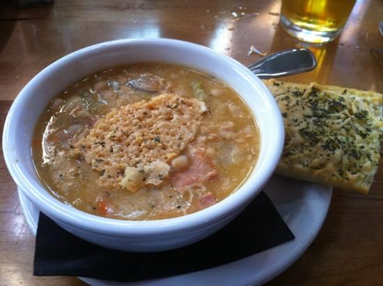 Sunriver Brewing Company: Navy Bean Soup