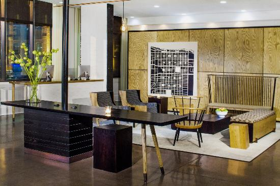 Andaz Savannah: Andaz Salon