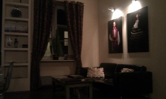 Chmielna Guest House: Lounge