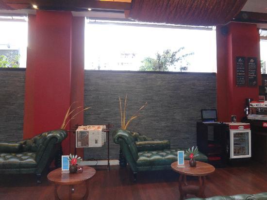 Kirikayan Boutique Resort : le Salon
