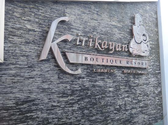 Kirikayan Boutique Resort : l'entrée de l'hotel