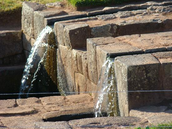 Tipon: acueducto inka