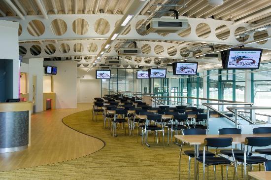 Yarmouth Stadium: Raceview Restaurant