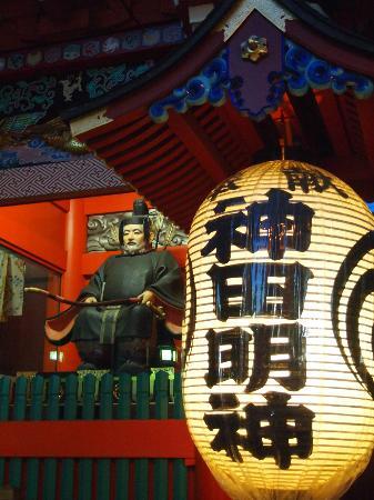 Kanda Shrine: 丁寧にメンテナンスされている感じ