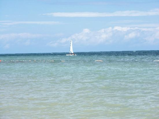 Iberostar Rose Hall Beach Hotel: boats you could take out