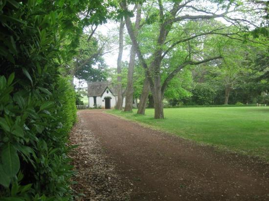 Entally estate gardens