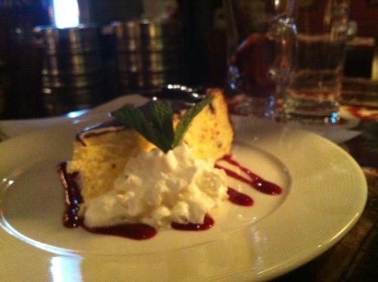 Starka: cheesecake