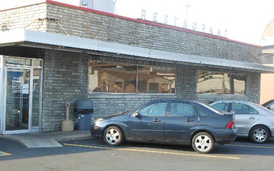 Wendell Smith's Restaurant: Facade