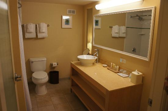 Crowne Plaza Palo Alto: Bathroom